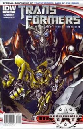 Transformers 3 Dark of the Moon Movie Adaptation #3