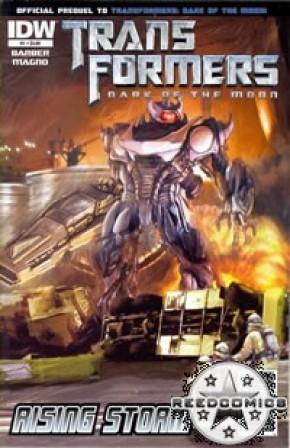 Transformers Rising Storm #1