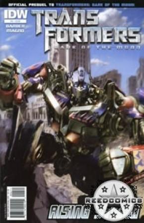Transformers Rising Storm #4