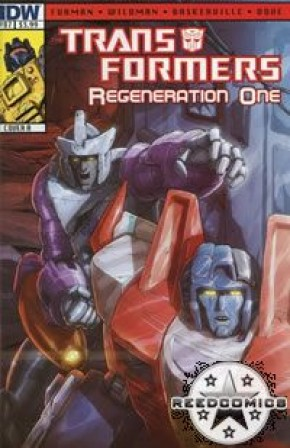Transformers Regeneration One #87 (Cover A)