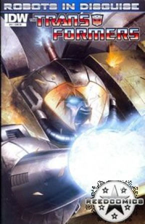 Transformers Robots In Disguise Ongoing #11 (1 in 10 Incentive)