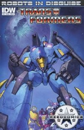 Transformers Robots In Disguise Ongoing #11 (Cover A)