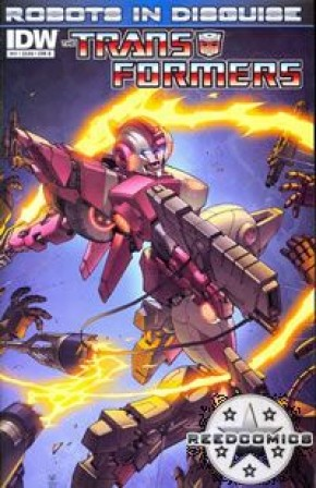 Transformers Robots In Disguise Ongoing #11 (Cover B)