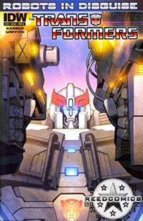 Transformers Robots In Disguise Ongoing #13 (Cover A)