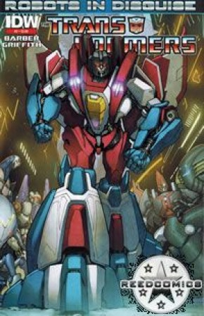 Transformers Robots In Disguise Ongoing #2 (2nd Print)