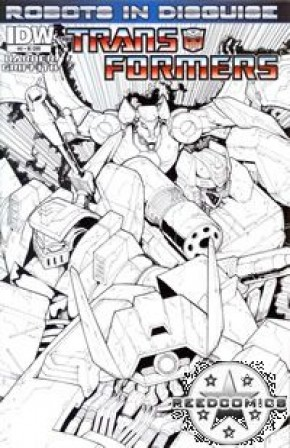 Transformers Robots In Disguise Ongoing #2 (1:10 Incentive)