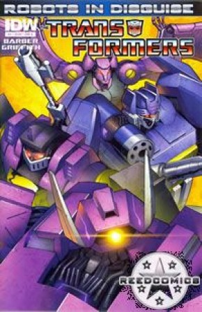 Transformers Robots In Disguise Ongoing #2 (Cover A)
