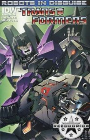 Transformers Robots In Disguise Ongoing #2 (Cover B)