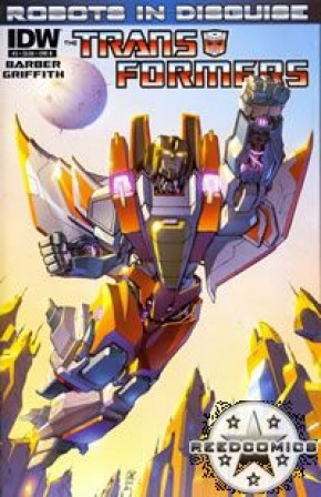 Transformers Robots In Disguise Ongoing #3 (Cover B)