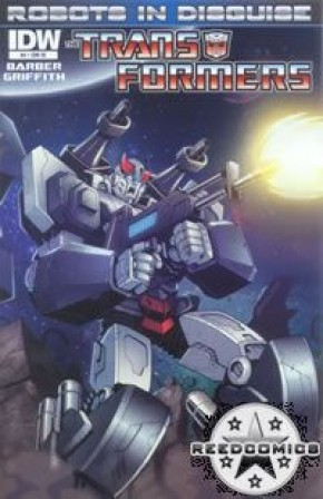 Transformers Robots In Disguise Ongoing #4 (1:10 Incentive)