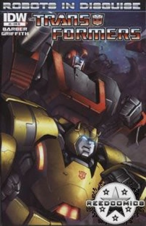 Transformers Robots In Disguise Ongoing #5 (1:10 Incentive)