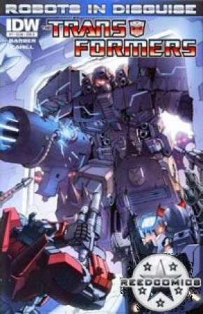 Transformers Robots In Disguise Ongoing #7 (Cover B)