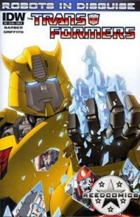 Transformers Robots In Disguise Ongoing #9 (Cover B)