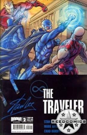 Stan Lees The Traveler #2 (Cover B)