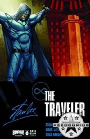Stan Lees The Traveler #6 (Cover B)