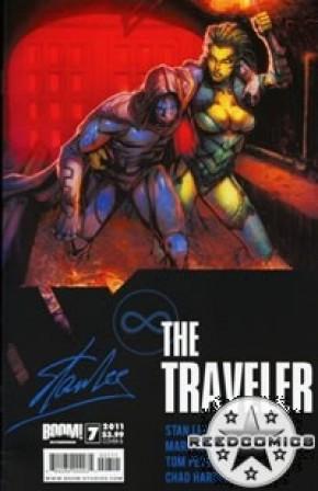 Stan Lees The Traveler #7 (Cover B)