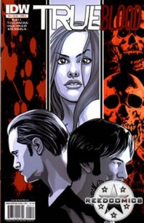 True Blood #4 (Cover A)