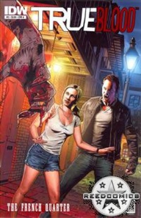 True Blood French Quarter #2 (Cover A)