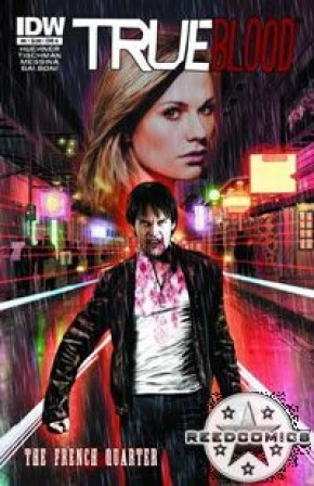 True Blood French Quarter #6 (Cover A)