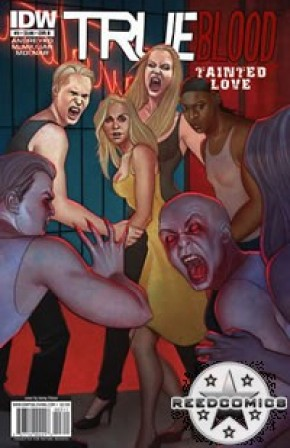 True Blood Tainted Love #3 (Cover B)