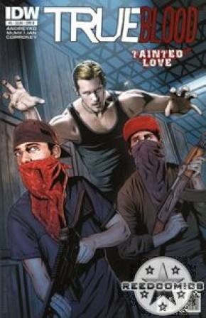 True Blood Tainted Love #5 (Cover B)