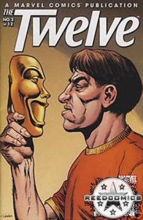The Twelve #3 (2nd Print)