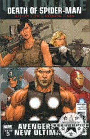 Ultimate Avengers vs New Ultimates #5