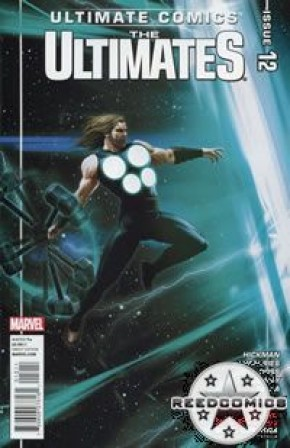 Ultimate Comics The Ultimates #12
