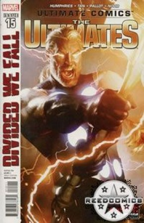 Ultimate Comics The Ultimates #15