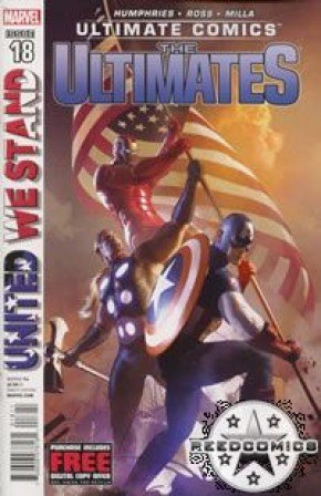 Ultimate Comics The Ultimates #18