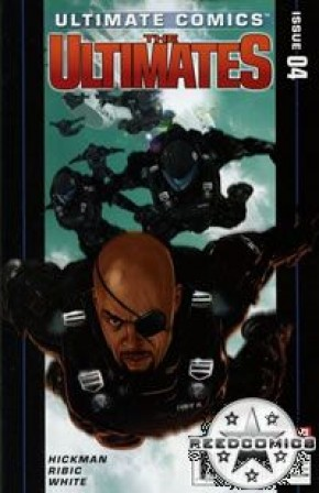 Ultimate Comics The Ultimates #4