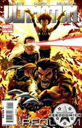 Ultimatum X-Men Requiem