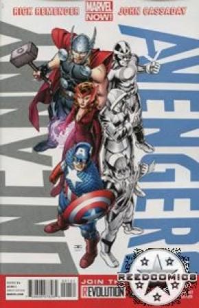 Uncanny Avengers #1 (Avengers Variant)