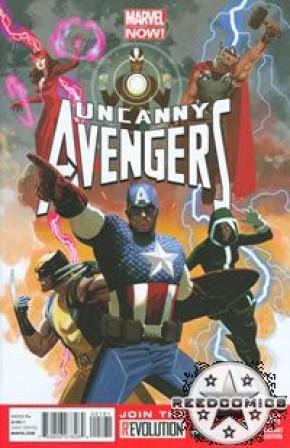 Uncanny Avengers #1 (1:50 Incentive)
