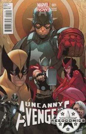 Uncanny Avengers #1 (Pichelli Variant)