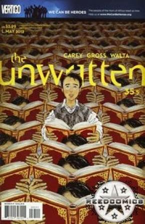 Unwritten #35.5