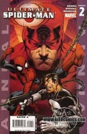 Ultimate Spiderman Annual #2