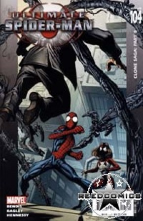 Ultimate Spiderman #104 (Double Size)