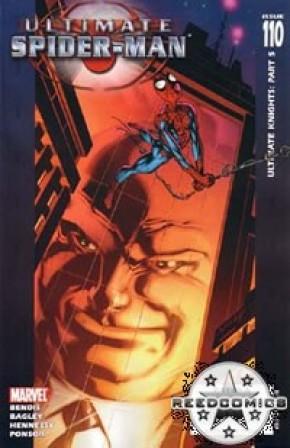Ultimate Spiderman #110