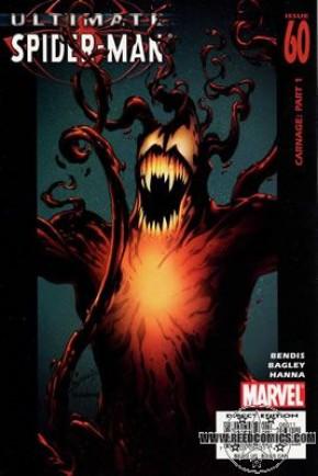 Ultimate Spiderman #60