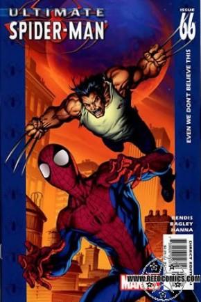 Ultimate Spiderman #66