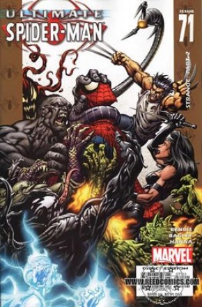 Ultimate Spiderman #71
