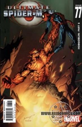 Ultimate Spiderman #77