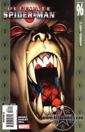 Ultimate Spiderman #96