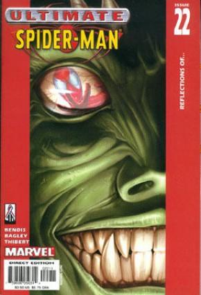 Ultimate Spiderman #22