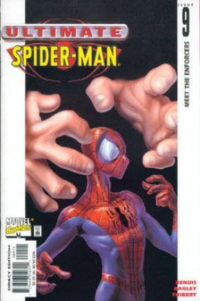 Ultimate Spiderman #9