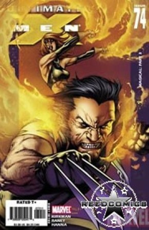 Ultimate X-Men #74