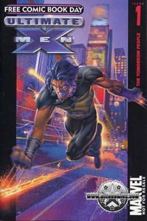 Ultimate X-Men #1 Free Comic Book Day