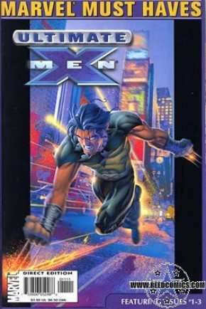 Ultimate X-Men Must Have #1 to #3