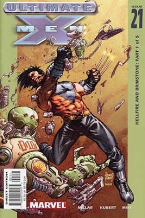 Ultimate X-Men #21